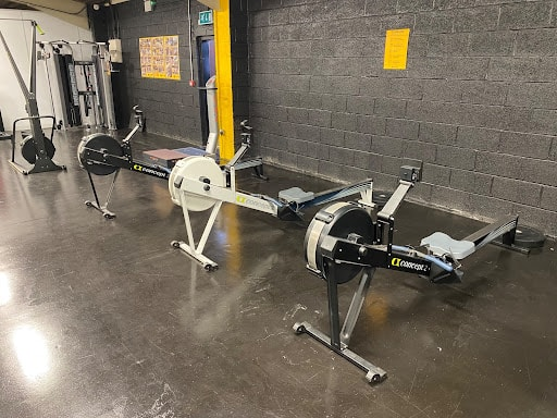 Model D Rowing machine