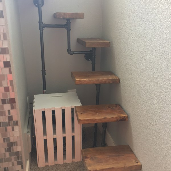 DOGGIE STAIRCASE