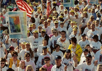 2001 Seattle Race for the Cure