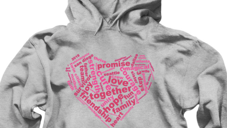 3-day love hoody