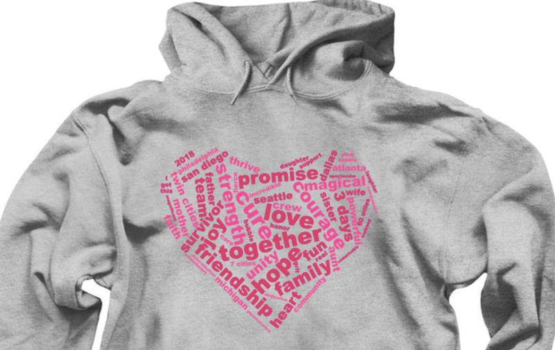 2018 3-Day Love Shirts