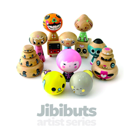 Interview with Jibibuts Artist :: Anna Chambers