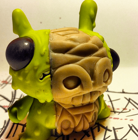 Jay222 Chris Ryniak Dunny Custom