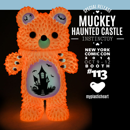 NYCC 2014 Release – Muckey Haunted Castle