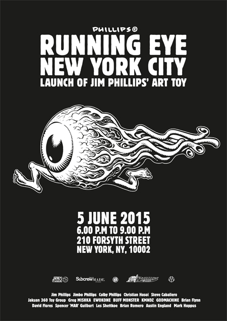 Running Eye New York City opens 06.05.15