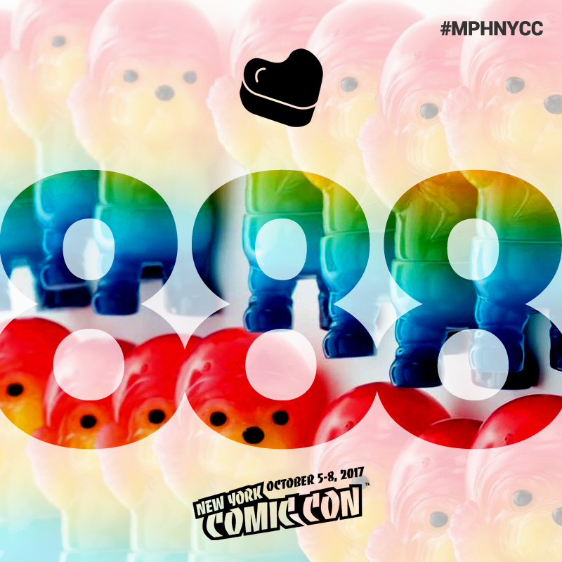 NYCC 2017 – The Road to New York Comic Con