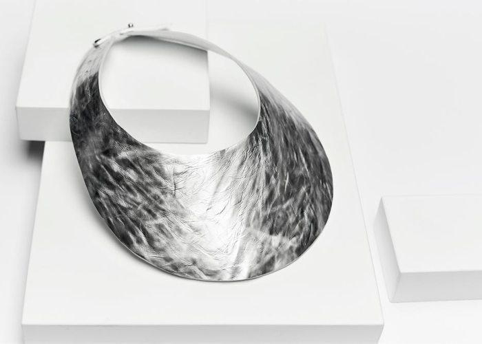 NEFERTITI NECKLACE Silver