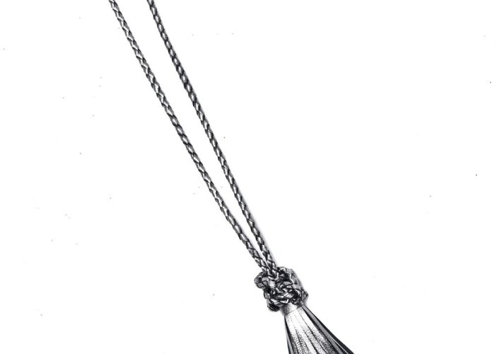 ZULU NECKLACE Silver