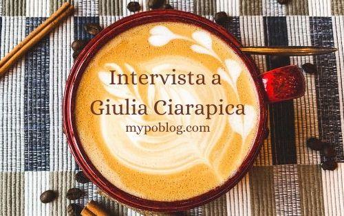 Intervista a Giulia Ciarapica, Una volta è abbastanza, Rizzoli