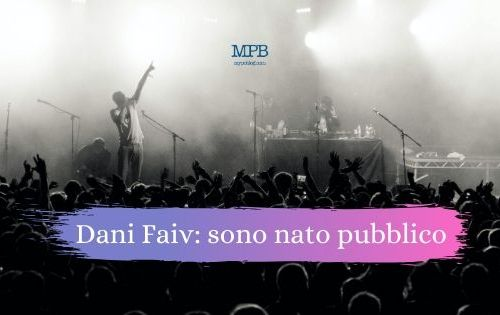 Dani Faiv, Machete, Scusate se esistiamo, Musica, Pubblico, Riflessioni,