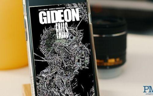 Gideon Falls di Jeff Lemire e Andrea Sorrentino, bao Publishing, bao, Edizioni bar, graphic novel,