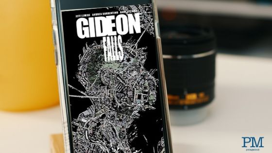 Gideon Falls di Jeff Lemire e Andrea Sorrentino, bao Publishing, bao, Edizioni bar, graphic novel,