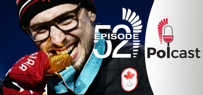 A Polish-Canadian athlete wins gold for Canada in Pyeongchang (Episode 52)
