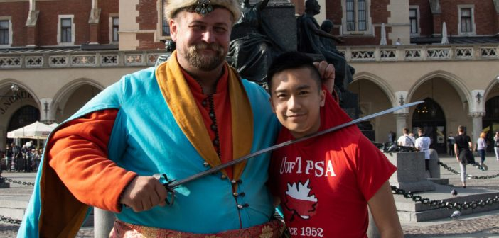 A Hongkonger with a Polish heart (Episode 68)