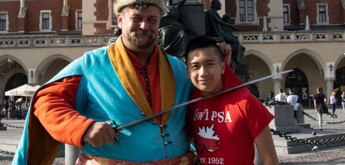 A Hongkonger with a Polish heart (Episode 68)