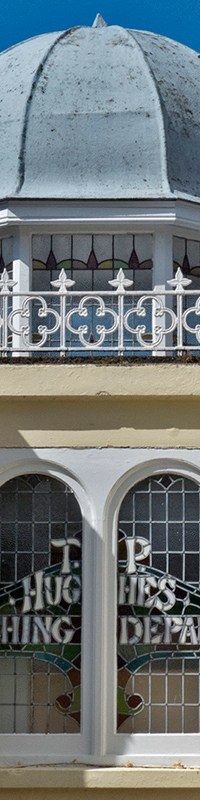 Urlaubsfoto Gebäude Grenzwert