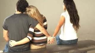 cheating partner