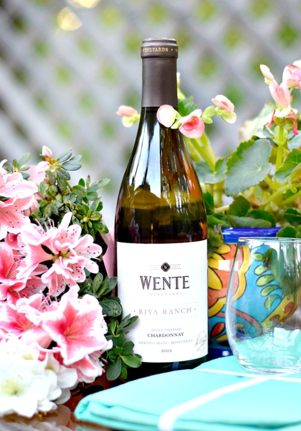 Wente Vineyards - Love of the Journey | My Pretty Brown Fit