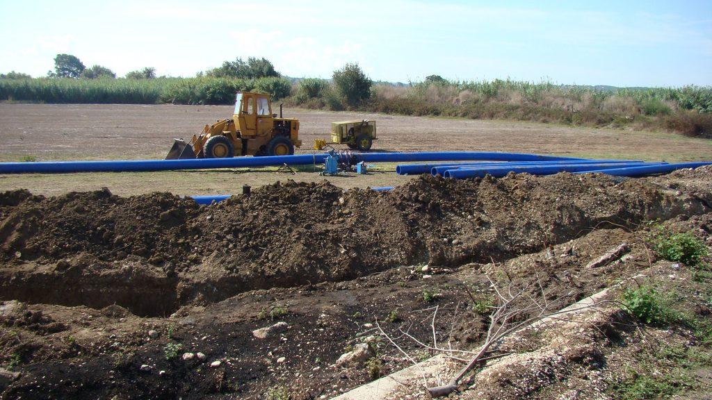 Πρέβεζα: Ολοκληρώθηκε το έργο αντικατάστασης του αγωγού ύδρευσης στη Ν.Σαμψούντα Πρεβεζας