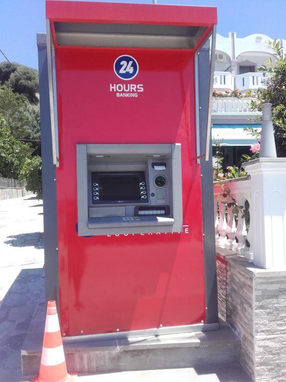 Πρέβεζα: Τοποθετήθηκε ΑΤΜ στην Παραλία Βράχου – Λούτσας για την εξυπηρέτηση των τουριστών και κατοίκων
