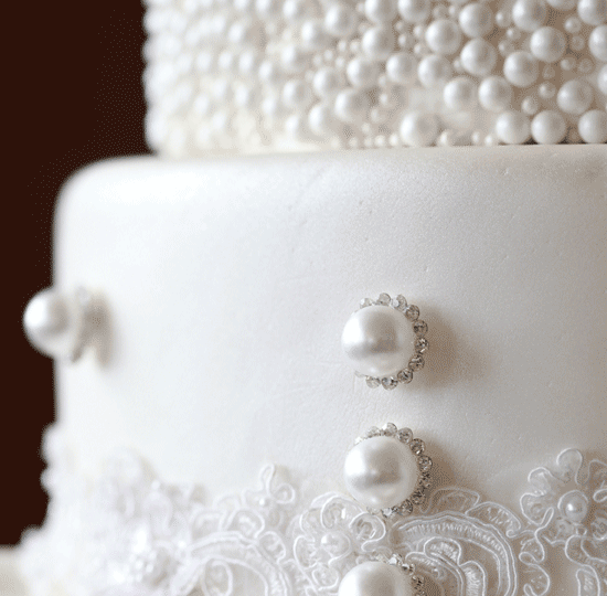 Wedding Cakes  Catering   Floral Services   Price Chopper Beads  Lace and diamonds