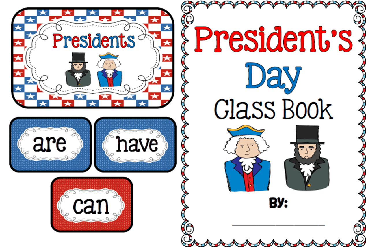 Presidents Day Craft Freebies