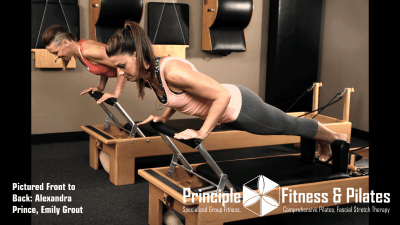 Pilates Teacher Alexandra Prince at Principle-Fitness & Pilates