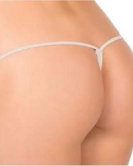 Comfy Cotton Blend G-String Panties