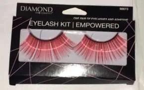 Diamond Brand Eyelash Kit Cosmetics