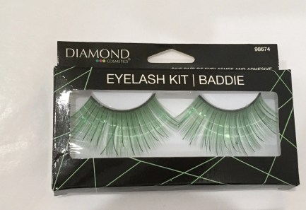 Diamond Brand Eyelash Kit Costume