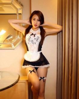 Lolita Sexy Maid Uniform – Petite