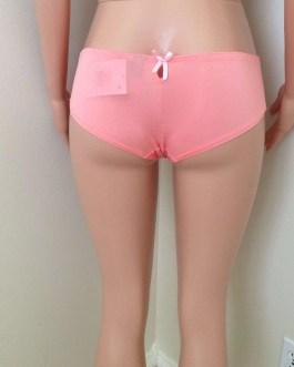 Always A Flirt Brand Colorful Comfortable Boyshort Pantites 6 Color Choice