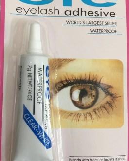False Eyelash Glue Striplash Adhesive Glue CLEAR Lash Waterproof