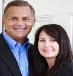 Paul Keith and Wanda Davis