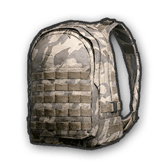 Sac militaire niveau 3 PUBG military Backpack