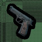 arme a feu pubg M9