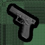 arme a feu pubg P18C Glock
