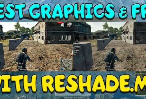 PUBG - BEST GRAPHICS & FPS TUTORIAL W/ RESHADES
