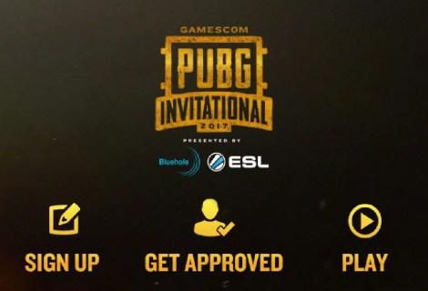Gamescom 2017: Découvrez les détails du tournoi PUBG