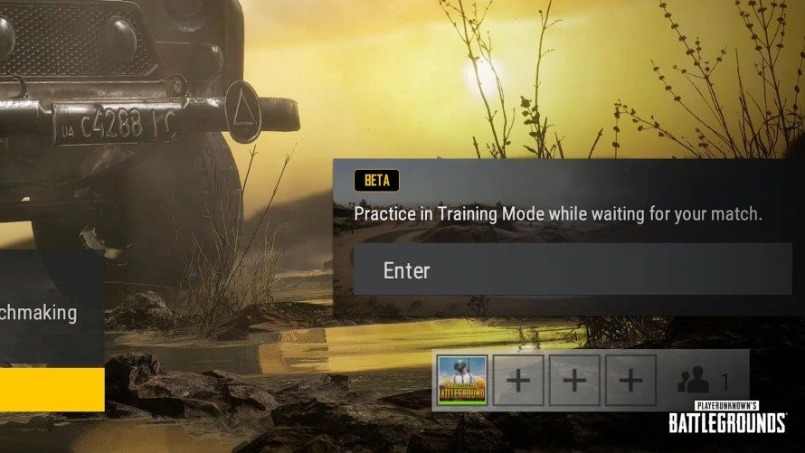 Mode Compétitif: Aiguisez vos réflexes pendant le matchmaking