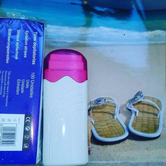 kit de epilare