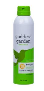 Goddess Garden spray
