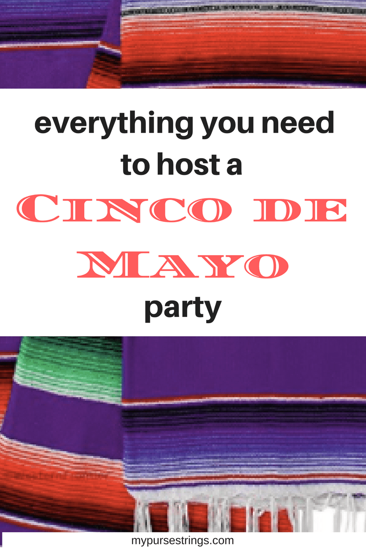 Find everything you need to host a Cinco de Mayo party. Impress your friends with Mexican-inspired decorations and recipes.