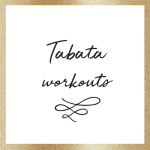 Motivate to work out Tabata