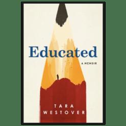 educated memoir book club