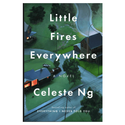 Virtual Book Club: Little Fires Everywhere by Celeste Ng