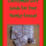 Christmas Gift Guide For Your Quirky Friend