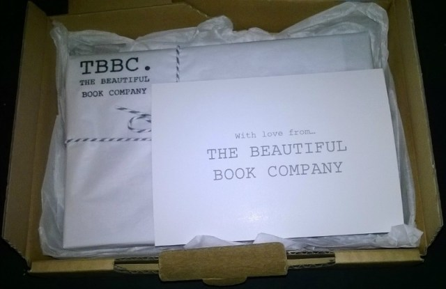 The Beautiful Book Company Review