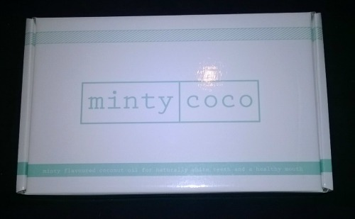 Oil Pulling With Minty Coco
