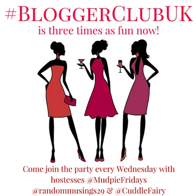 Blogger Club UK Linky #21